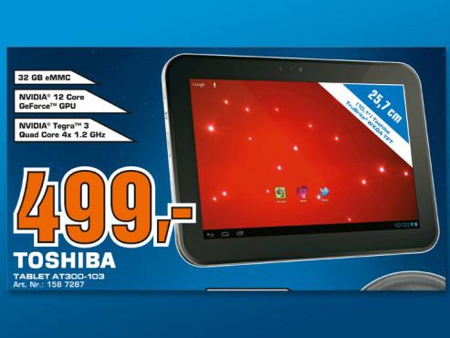 Toshiba AT300 3G 32GB ©Saturn