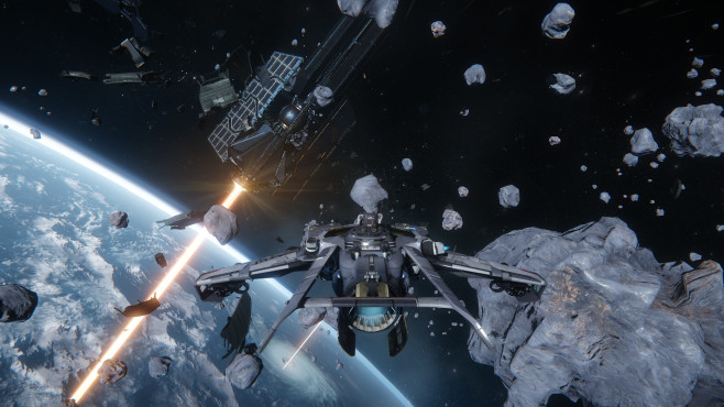 Star Citizen © Cloud Imperium Games Corporation