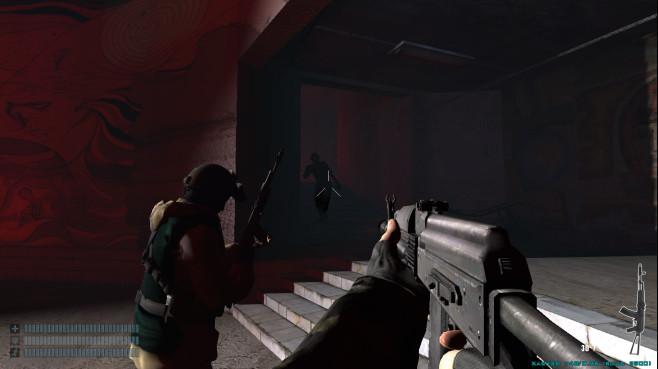 Paranoia 2 – Savior: Waffe ©Kunst Produkt Laboratory