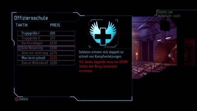 Spieletricks Xcom – Enemy Unknown: Gute Besserung © Take-Two