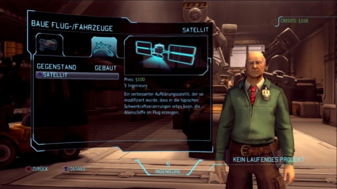 Spieletricks Xcom – Enemy Unknown: Satellit © Take-Two