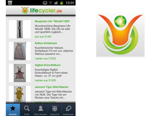Lifecycler © freecycle UG