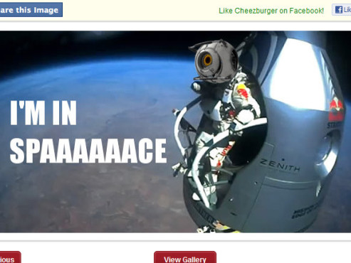 Red Bull Stratos Memes © http://knowyourmeme.com/photos/418915-red-bull-stratos-felix-baumgartners-jump