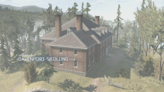 Actionspiel Assassin's Creed 3: Siedlung © Ubisoft