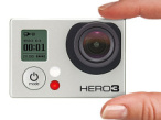 Black Edition Hero 3 GoPro&nbsp;&copy;&nbsp;GoPro