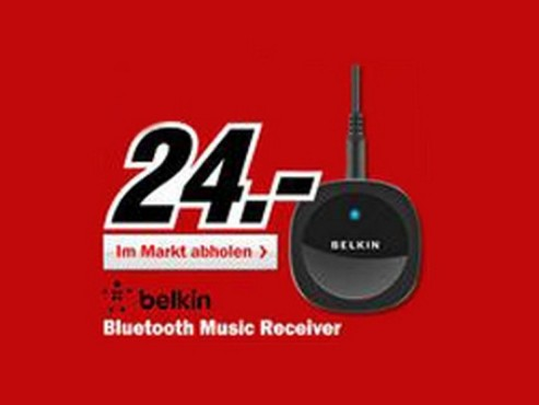 Belkin Bluetooth Music Receiver © Media Markt
