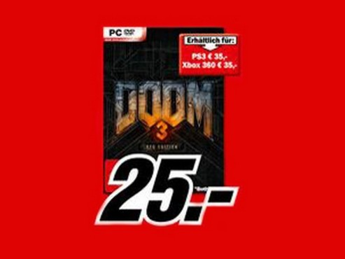 Doom 3 BFG-Edition © Media Markt