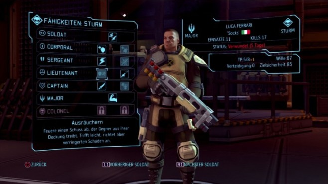 Spieletricks Xcom – Enemy Unknown: Assault © Take-Two