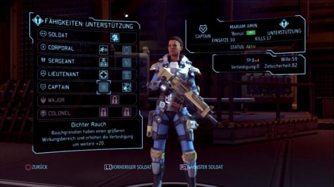 Spieletricks Xcom – Enemy Unknown: Support © Take-Two