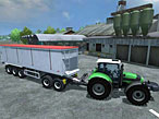Simulation Landwirtschafts-Simulator 2013: Himmel&nbsp;&copy;&nbsp;Astragon