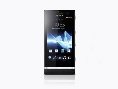 Sony Xperia U ©Aldi Nord