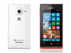 Huawei Ascend W1: Mittelklasse-Smartphone mit Windows Phone 8