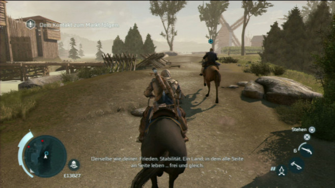 Actionspiel Assassin's Creed 3: Haufen © Ubisoft