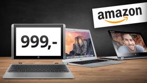 Ultrabook bis 999 Euro bei Amazon ©Amazon, Lenovo, Apple, Hewlett-Packard, Stillfx – Fotolia.com, scenery1 – Fotolia.com