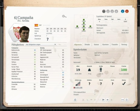 Simulation Fußball Manager 13: Jose © Electronic Arts
