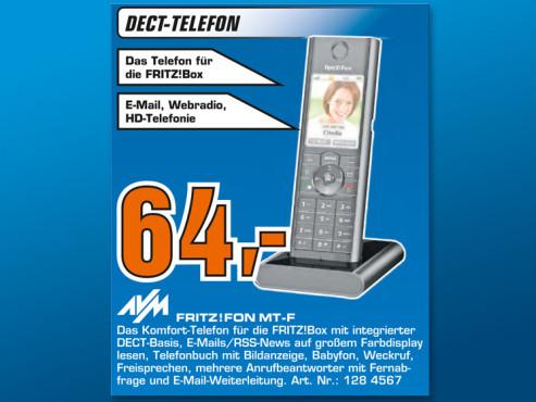 AVM FRITZ!Fon MT-F ©Saturn