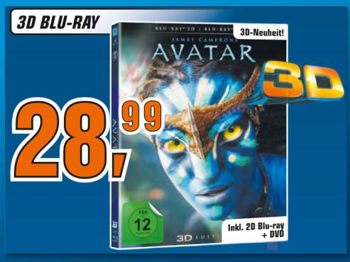 Avatar 3D ©Saturn