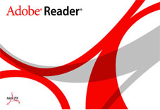 Adobe Reader: Logo © Adobe