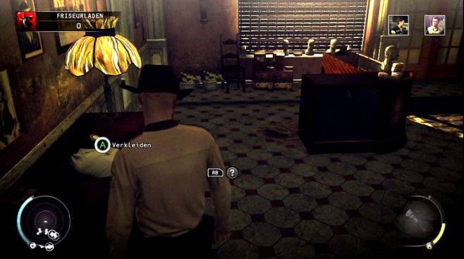 Actionspiel Hitman – Absolution: Kittel © IO Interactive
