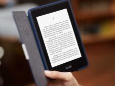 eBook-Reader Amazon Kindle Paperwhite ©Amazon