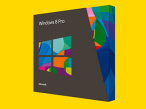 Windows 8 als Upgrade-Version © Microsoft