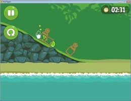 Screenshot 1 - Bad Piggies