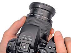 Aufsicht Fujifilm Finepix HS30EXR ©COMPUTER BILD