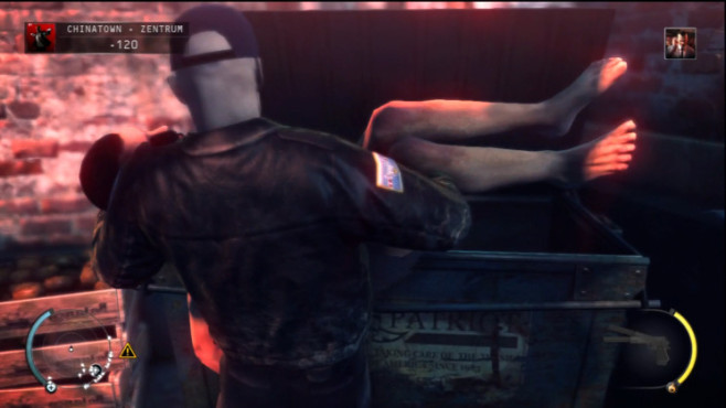 Actionspiel Hitman – Absolution: Versteck © IO Interactive