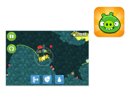 Bad Piggies © Rovio Entertainment