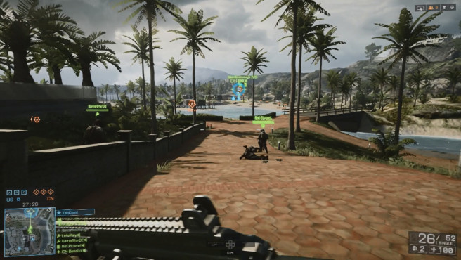 Battlefield 4 ©EA