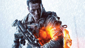 Actionspiel Battlefield 4: Soldat © Electronic Arts