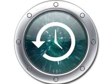 Symbol der OS-X-Funktion Time Machine&nbsp;&copy;&nbsp;Apple