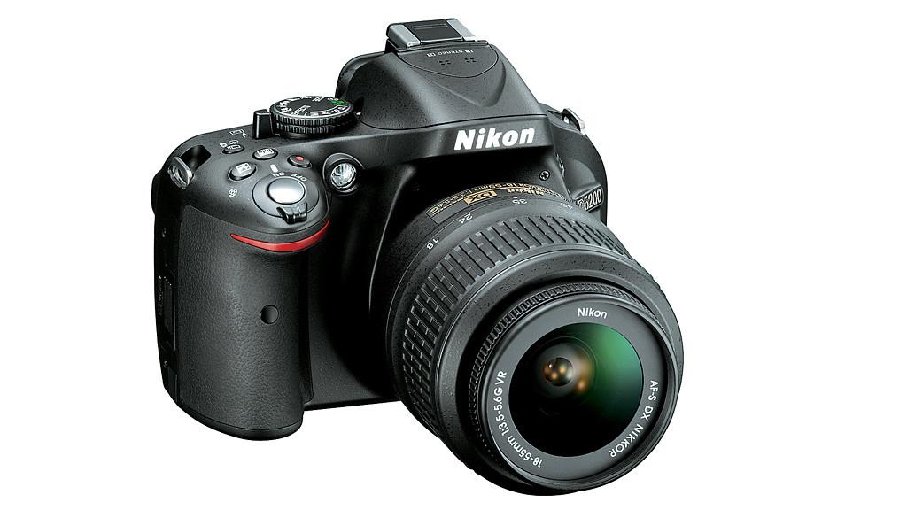 nikon d5200 im test spiegelreflexkamera mit 24 megapixeln. Black Bedroom Furniture Sets. Home Design Ideas