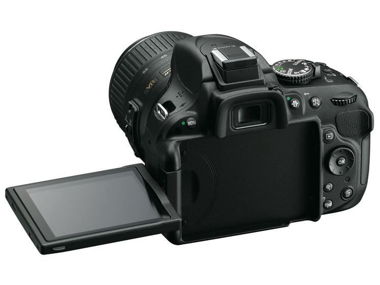 nikon d5200 im test spiegelreflexkamera mit 24 megapixeln audio video foto bild. Black Bedroom Furniture Sets. Home Design Ideas