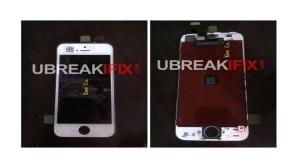 Apple iPhone 5: Vorbestellungen möglich Neues von der Front: So soll das iPhone 5 von vorn aussehen.  ©uBreakiFix