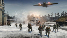 Strategiespiel Company of Heroes 2: Luftunterst�tzung ©THQ