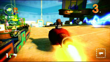 Rennspiel Little Big Planet &ndash; Karting: Rakete&nbsp;&copy;&nbsp;Sony 