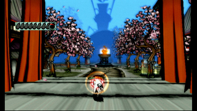 Actionspiel Okami © Capcom