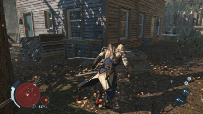 Actionspiel Assassin's Creed 3: Truhe © Ubisoft