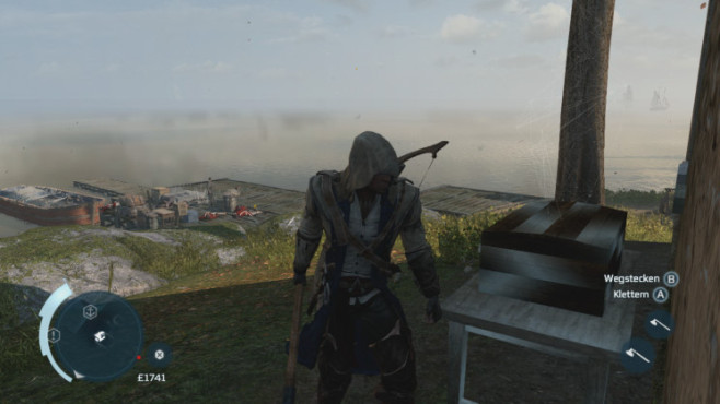Actionspiel Assassin's Creed 3: Ware © Ubisoft