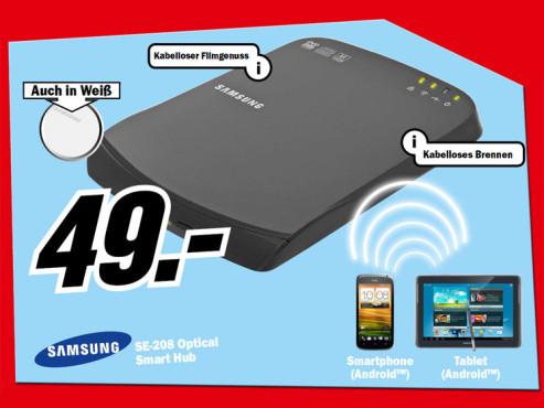 Samsung SE-208BW ©Media Markt