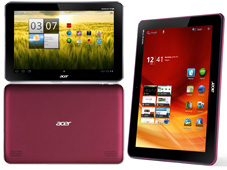 Acer Iconia A200 © Acer