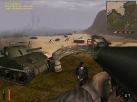 Screenshot 1 - Battlefield 1942