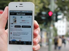 Barcoo-App für das Smartphone ©Barcoo