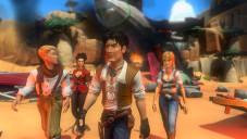 Abenteuerspiel Jack Keane und das Auge des Schicksals: Air ©Deck 13