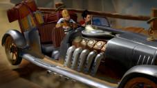 Abenteuerspiel Jack Keane und das Auge des Schicksals: Auto ©Deck 13