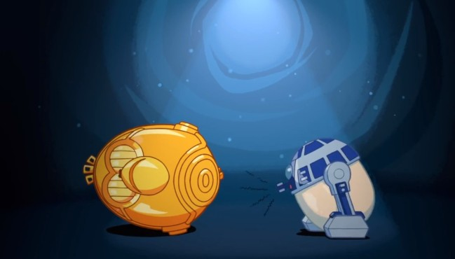 Screenshot 3 - Angry Birds Star Wars