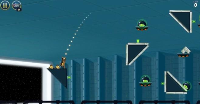 Screenshot 5 - Angry Birds Star Wars