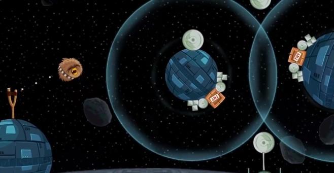 Screenshot 6 - Angry Birds Star Wars