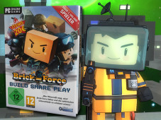 Brick-Force Boxversion © Infernum
